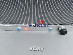 4 Rangée Radiateur En Aluminium Pour 1955-1959 Chevy Pick-up V8 55 56 57 58 59 A / Mt