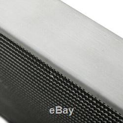 40mm Aluminium Race Radiateur Rad Pour Vauxhall Opel Corsa D 1.6 Vxr 1.3 1.7 Cdti