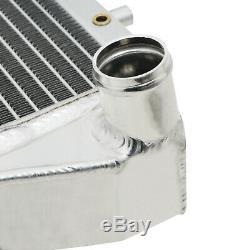 40mm Aluminum Sport Radiateur Rad Pour Rover Mg Tf Mgtf 120 135 160 115 1,6 1,8