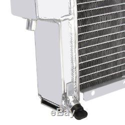 40mm Dual Core Alliage Rad Radiateur Aluminum Pour Bmw Serie 3 E36 M3 3.2 M / T