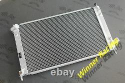 40mm Dual Core Aluminium Alloy Radiator Saab 9-5/9.5 2.0/2.3 Turbo A/t 1997-2009