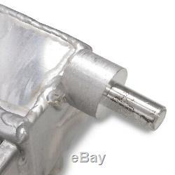 40mm High Flow Alliage Radiateur Rad Pour Vauxhall Opel Corsa D 1.6 Turbo 16v Vxr