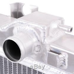 40mm High Flow Aluminium Alliage Race Radiateur Rad Pour Bmw Série 3 E30 M3 81-94