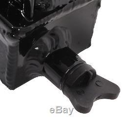 40mm Noir Edition Radiage Radiateur De Course En Alliage Pour Subaru Impreza Wrx Bugeye 01-03