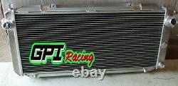 40mm Pour Toyota Mr2 Sw20 3sgte 1990-1997 91 Radiateur En Alliage D'aluminium