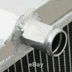 40mm Race Bipolaire Aluminum Radiateur Pour Toyota Starlet Ep82 Ep91 1.3 Turbo