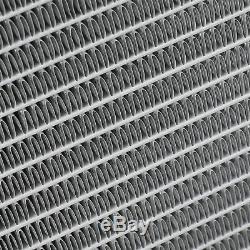 40mm Race Radiateur Alliage Aluminium Rad Pour Bmw Mini Cooper R50 R52 R53 No Aircon