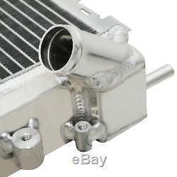 40mm Race Radiateur Rad Aluminum Pour Renault Clio 172 182 2.0 16v Aircon 01-05