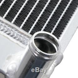 40mm Radiateur Rad Alliage D'aluminium Pour Mitsubishi Colt 1.5 Turbo Czc Czt 04-12