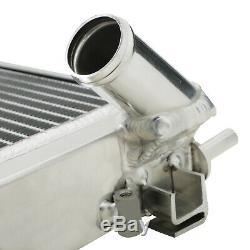 40mm Radiateur Rad Pour Aluminium Renault Clio 172 182 2.0 16v Non Aircon 01-05