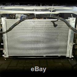 40mm Radiateur Rad Pour Aluminum Vauxhall Opel Zafira Z20let Mk4 Astra G Gsi Isr