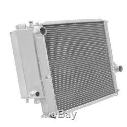 42 MM Pleine Aluminium Race Convient Radiateur Bmw Série 3 E36 / Compact / Z3 Essence