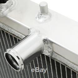 42mm En Alliage D'aluminium De Base Race Radiateur Rad Pour Honda CIVIC Par Exemple, Ek Eh Ej Em 92-00