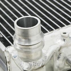42mm Race Radiateur Rad Aluminum Pour Seat Leon Toledo 1.8t Cupra R 1.9 Tdi 02+