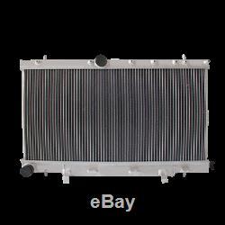 42mm Radiateur Convient Aluminum Impreza Subaru Wrx Bugeye 2.0 Turbo Alliage Rad 01-03