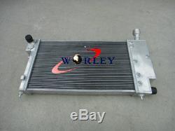 50 MM 2row Radiateur En Aluminium Peugeot 106 Gti & Rallye // Citroen Saxo / Vtr 1991-2001