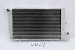 50 MM En Aluminium Radiateur Convient Ford Escort Rs 1.6 Turbo Série 2 High Flow