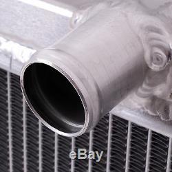50 MM Race Radiateur Rad Aluminum Pour Mazda Mx5 Mx5 Nb 1,6 1,8 Mk2 Mk2.5 98-05