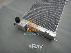 50 MM Radiateur Peugeot Alliage Aluminium 106 Gti & Rallye // Citroen Saxo / Vtr 1991-2001