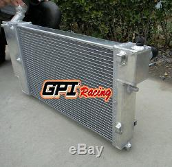 50mm Peugeot 106 Gti & Rallye / Citroen Saxo / Vtr Radiateur En Aluminium Vts 1991-2001