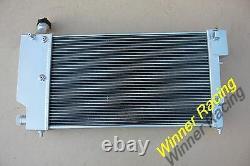 50mm Peugeot 106 Gti & Rallye / Citroen Saxo / Vtr Vtrs 1991-2001 Radiateur En Aluminium