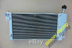 50mm Radiateur En Aluminium Peugeot 106 Gti Rallye / Citroen Saxo / Vtr 1996-2001 97 98