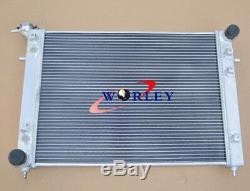 52mm Alliage Pour Holden Radiateur Aluminum Commodore Vn Vg Vp Vr Vs V6 3.8l