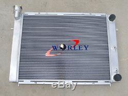52mm En Alliage D'aluminium Pour Radiateur Holden VL Rb30 Et L6 At / Mt
