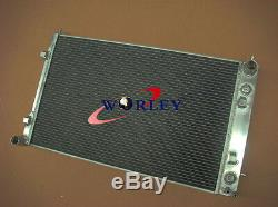 52mm En Alliage D'aluminium Radiateur Holden Vy V8 02 03 04 2002 2003 2004