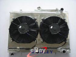 52mm Pour Nissan Skyline R33 R34 Gts-t Radiator