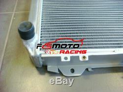 52mm Radiateur En Aluminium Pour Toyota Hilux Surf 4runner Ln130 2.4 2.0 Diesel 88-97