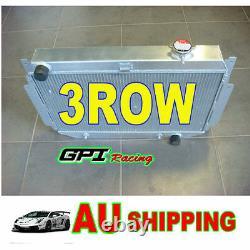 56mm Core Pour Le Radiateur Holden Kingswood Hq Hj Hx Hz V8 Chevy Auto Radiateur Alloy