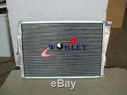 56mm Pour Bmw E46 M3 330d 328 CI 323 CI 320 CI 318 I Mt 99-2007 Radiateur En Aluminium