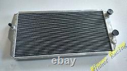 70mm En Alliage D'aluminium Radiateur Pour Audi 200 C3 Quattro 3b Turbo Moteur M / T