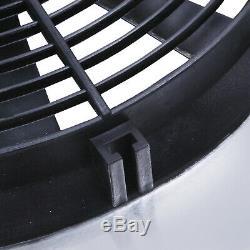 Alliage 12vv Électrique Race Radiateur Rad Fan Enveloppe Pour Toyota Supra Mk4 Jza80 2jz