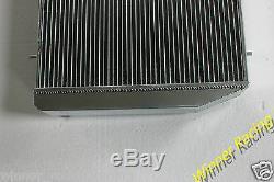 Alliage De Radiateur Pour Le Noyau Épais 5.3l V12 De Jaguar Xjs / Xj12 A / T 74mm / 2.9 1976-1996