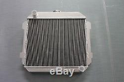 Alliage Pour Radiateur Aluminum Ford Capri Rs / Escort Mk1 Superspeed Essex V6 2,6 / 3l
