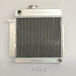 Alliage Radiateur En Aluminium Convient Bmw 3 E21 320 80kw 320i 125kw M10 B20