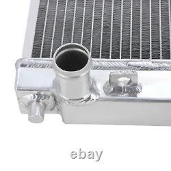 Alliage Radiateur Pour Mazda Mx-5 Mk2 1.6 1.8 16v Essence Avec Manuel Nouveau