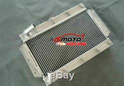 Aluminium 56mm Radiateur Pour Mgb Gt / Roadster Top-fill 1968-1975 69 70 71 72 73 Mt