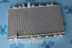Aluminum Radiateur Pour Toyota Altezza Sxe10 3s-ge 2,0 M / T 1999-2006