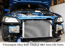 Astra Zafira G Mk4 Radiateur Amové Alliage Aluminium Core Gsi Coupé Ssi Turbo