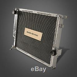 Bmw Série 3 E36 3,0 3,2 M3 Z3 / E34 / E32 Plein Aluminium Radiateur Noyau 42mm