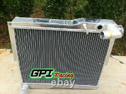 Bonjour. Radiateur En Alliage D'aluminium De 56 MM Pour Mg Mgb Gt/roadster 1977-1980 78 79 80