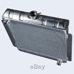 Citerne Collecteur D'aspect Classique Ford Escort En Alliage D'aluminium, Radiateur