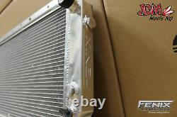 Combinaisons De Radiateur D'alliage Fenix Subaru Brumby Au5 Oct/1980 Mar/1994