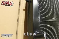 Commodore V8 De Fenix Alloy Radiator Stealth Series Combinaisons Holden Vb-vc-vh-vk Commodore V8