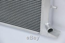 Convient Radiateur En Aluminium Ford Escort Rs 1.6 Turbo Série 2 High Flow