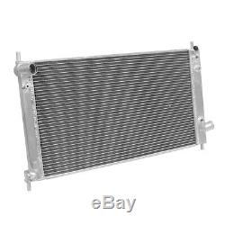 Convient Radiateur En Aluminium Saab 9-5 2.0 2.3 B205 B235 Turbo 16v 1997-1901 Race Alliage