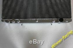 Convient Radiateur Toyota Aluminum Aristo Jzs161 2jz-gte 3.0l Turbo At 1997-2004
